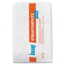 Knauf Strukturputz 2.0 mm Biezpiens - Cementa dekoratīvais apmetums