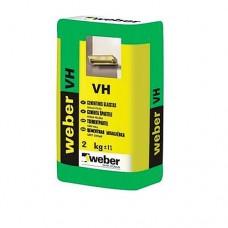 Weber VH balts (ex Vetonit VH balts) balts 2 kg špaktele
