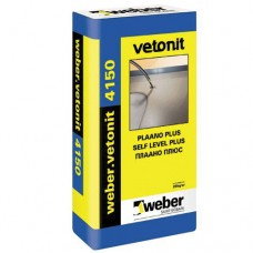 Weber.vetonit 4150 (ex maxit Floor 4150) pašizlīdzinošais ( 4-30 mm) grīdām 25 kg